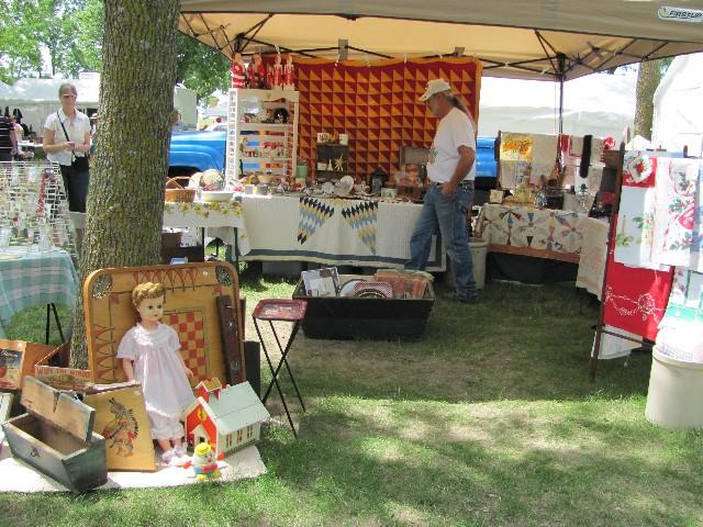 Find a treasure at the Flea Markets!