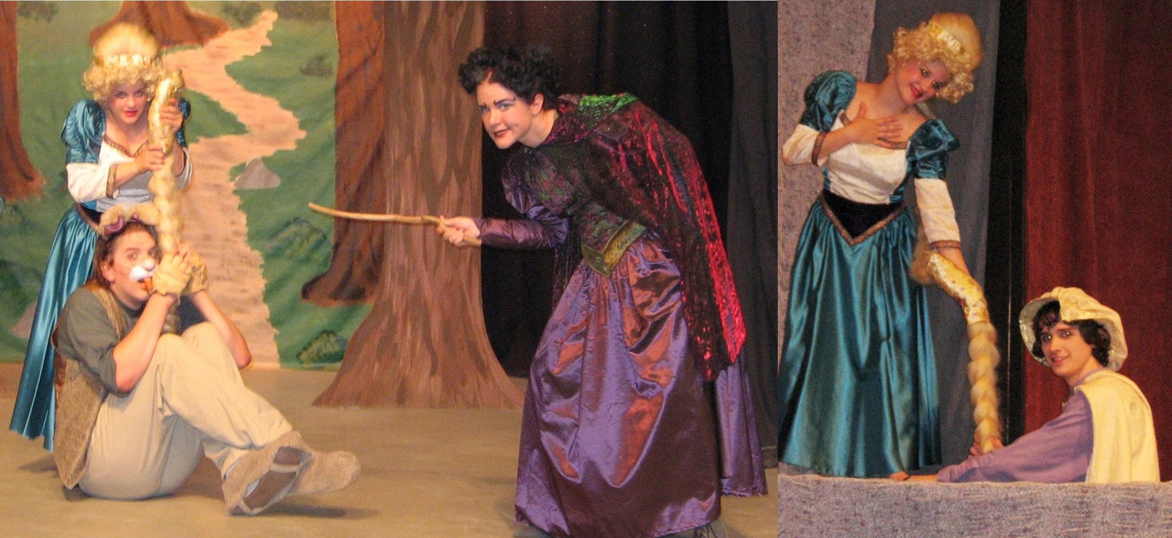 2007 Rapunzel