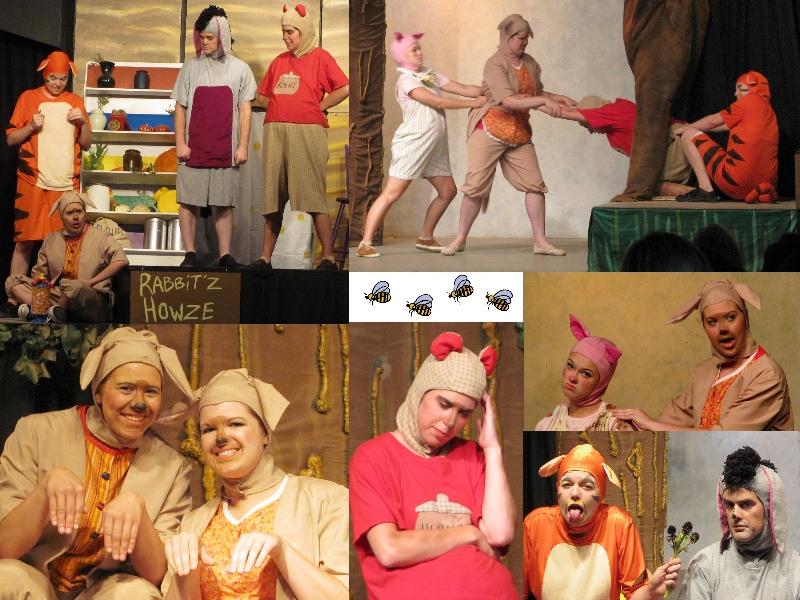 2011 Winnie the Pooh