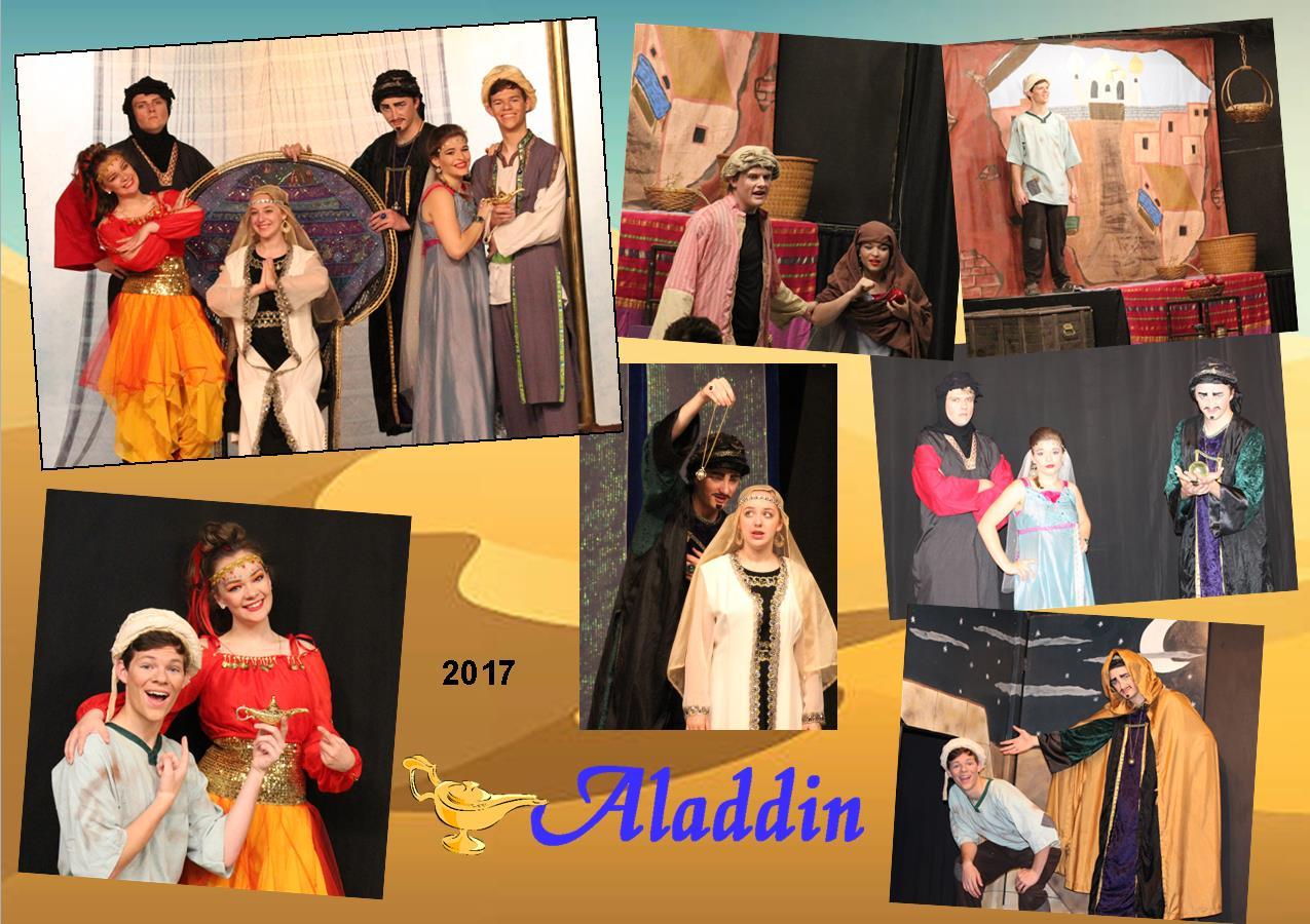 2017 Aladdin