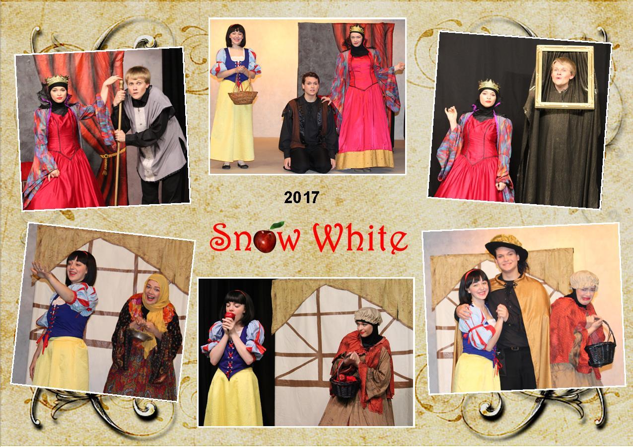 2017 Snow White