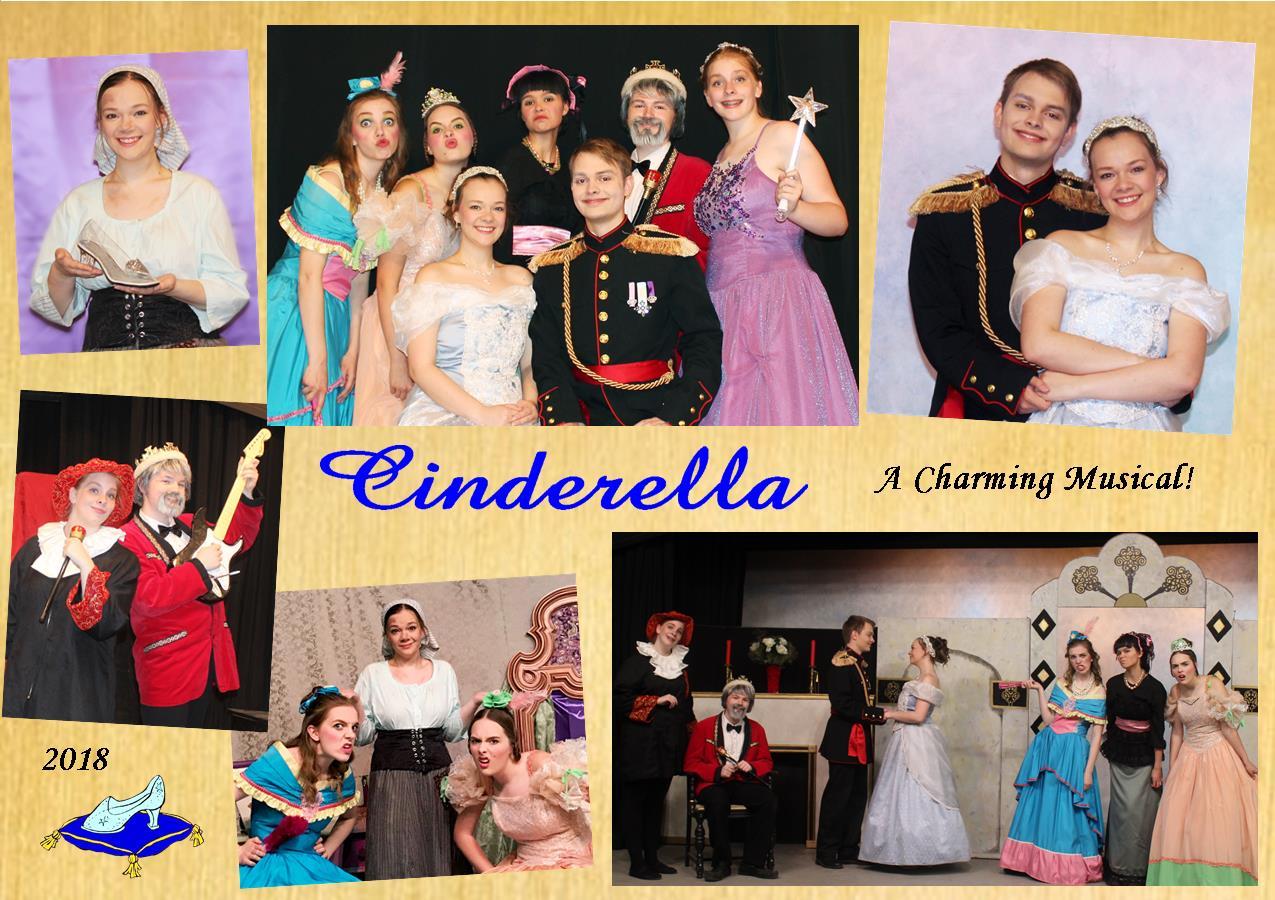 2018 Cinderella