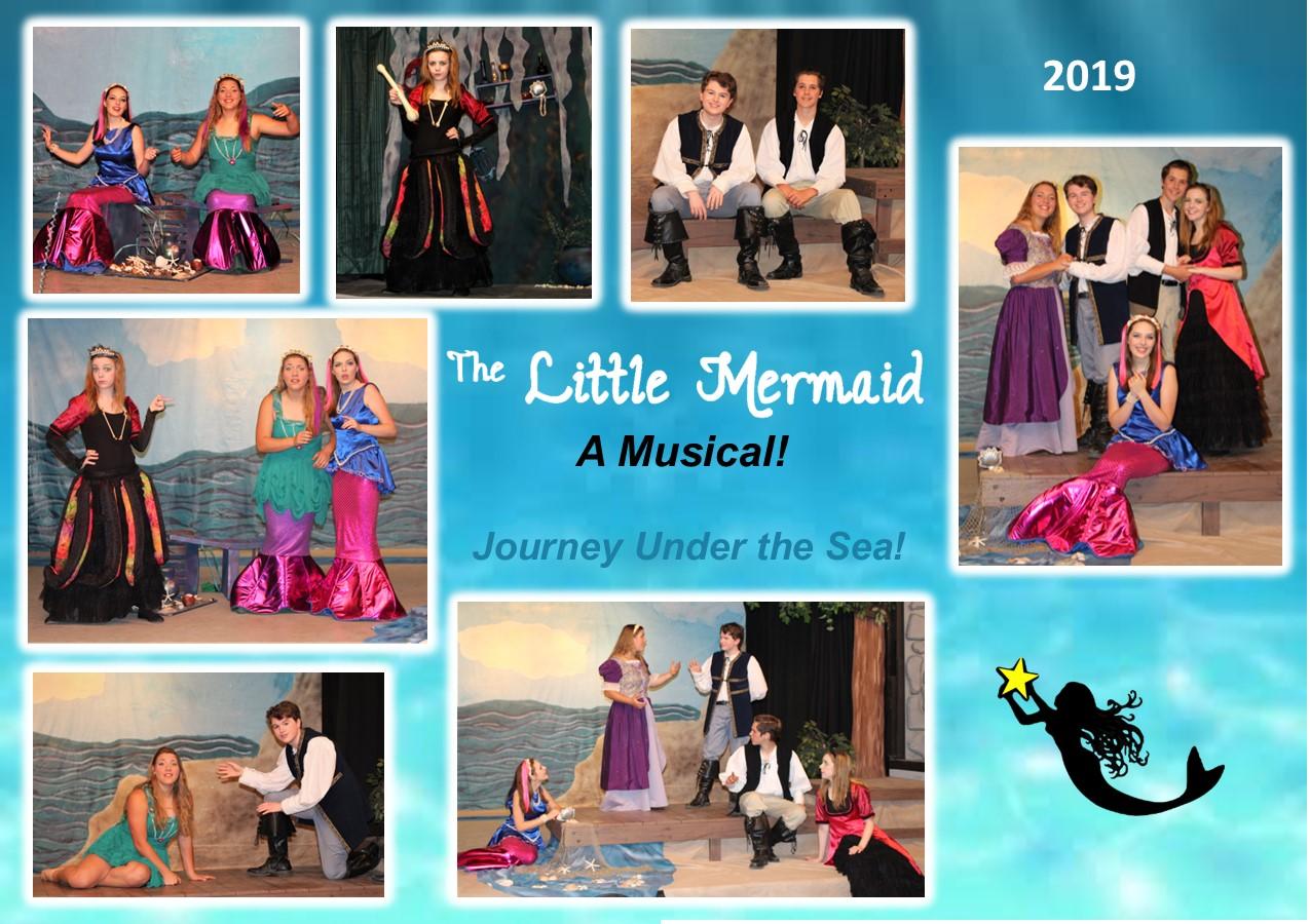 2019 The Little Mermaid