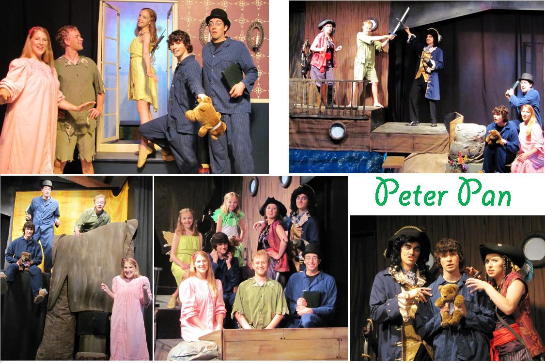 2013 Peter Pan