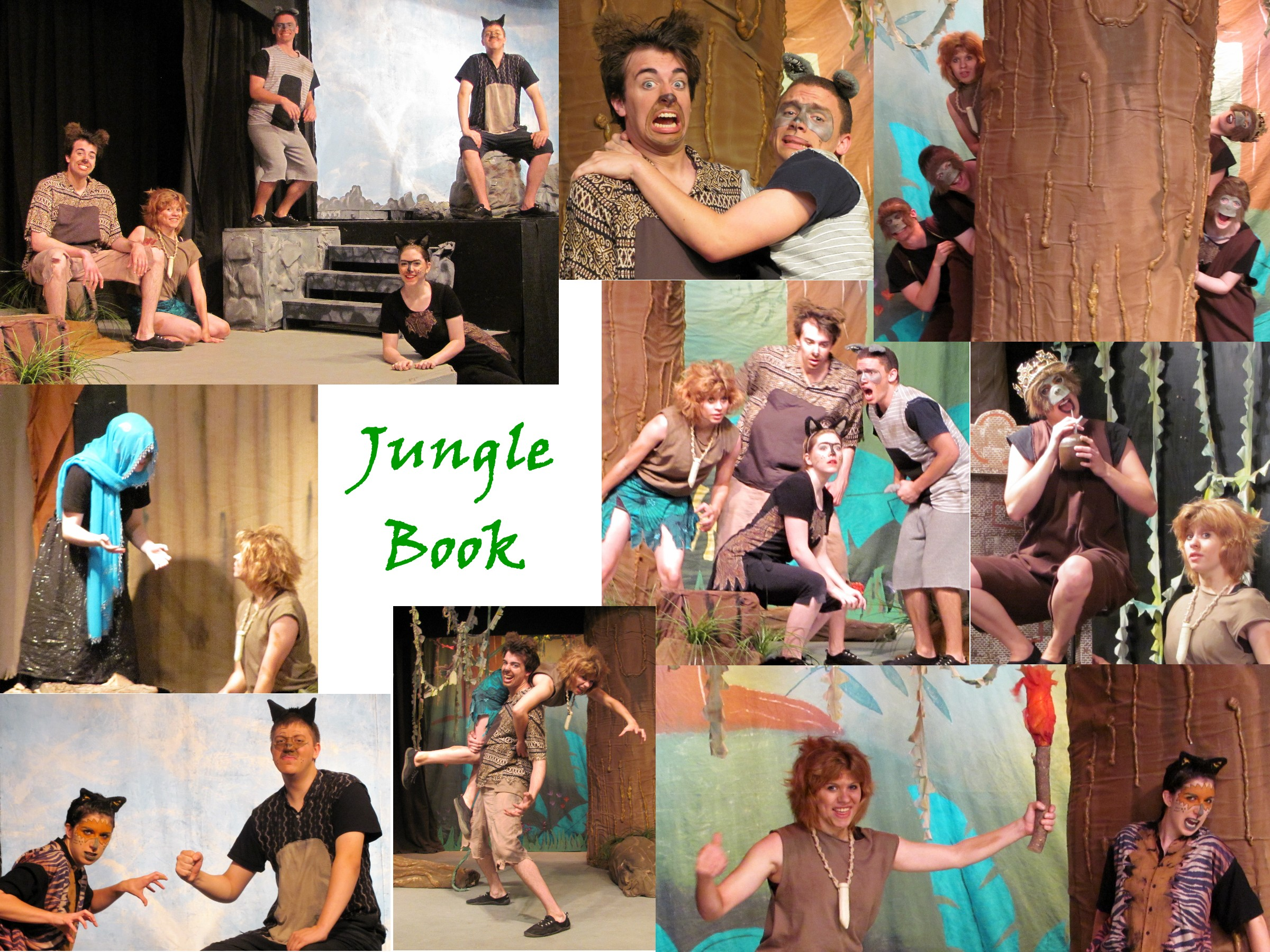 2012 Jungle Book