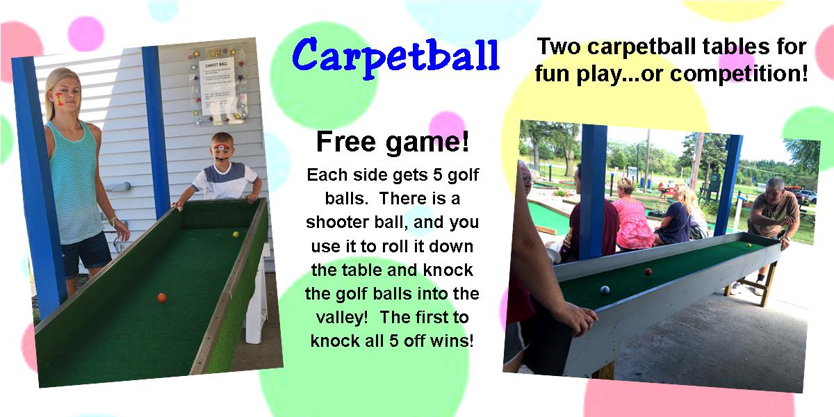 Free Carpetball Games