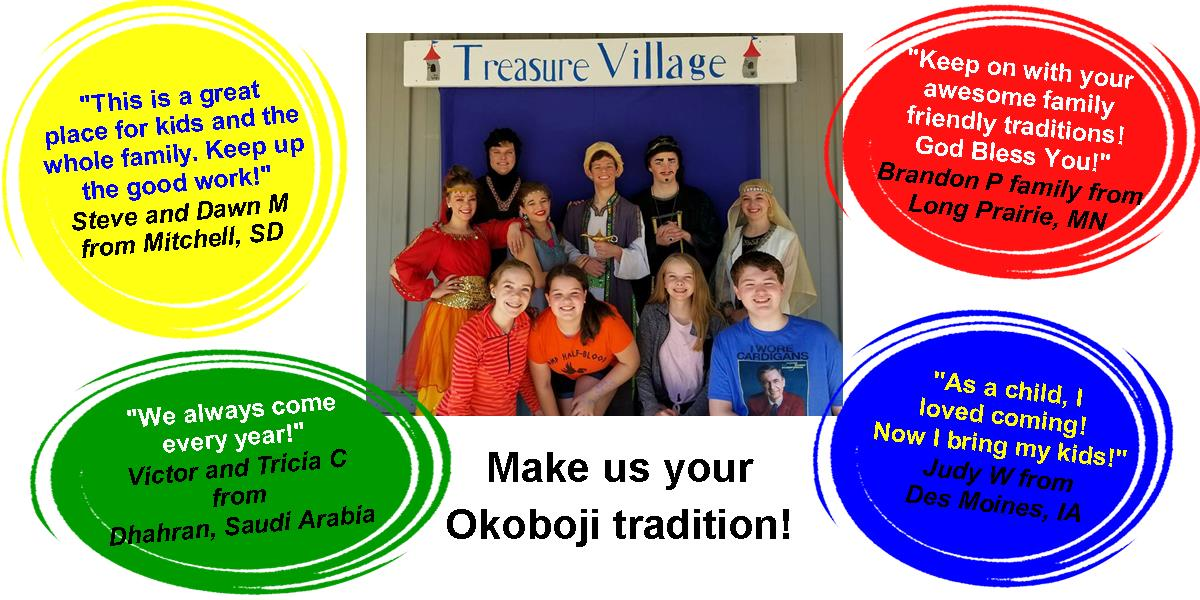 An Okoboji Tradition for Families