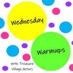 Wed Warmups Logo