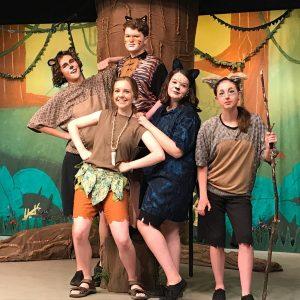JungleBook Cast